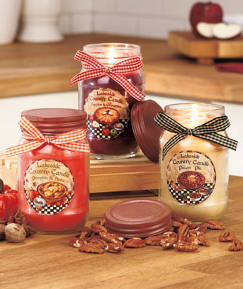 Lakeside Country Jar Candles