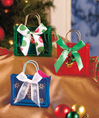 Set of 3 Holiday Gift Card Holders