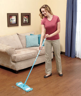 Extendable Chenille Mops