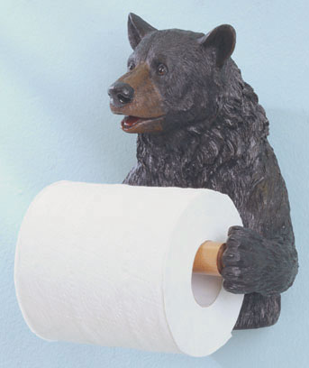 Outdoorsman Toilet Paper Holders