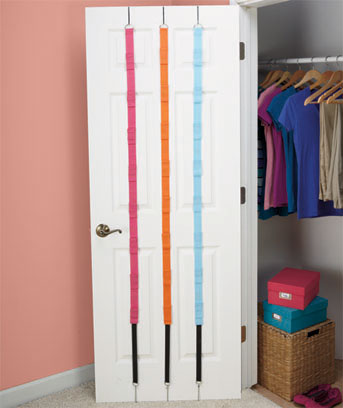 Set of 3 Over-the-Door Organizers