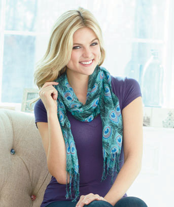 Sets of 2 Fashion Scarves