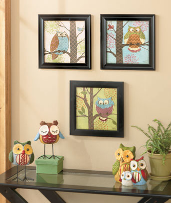 Owl Home Collection