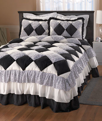 Puff Top Bedspreads Or Shams Ltd Commodities