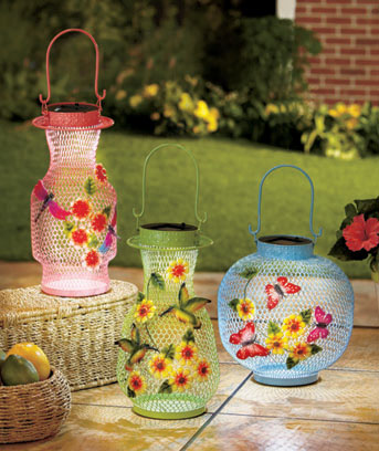 Decorative Solar Lanterns