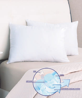 Jumbo Sensor Loft� Coolmax� Pillow