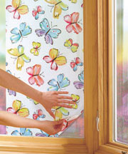Decorative Window Privacy Film