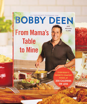 Bobby Deen: From Mama's Table to Mine Cookbook