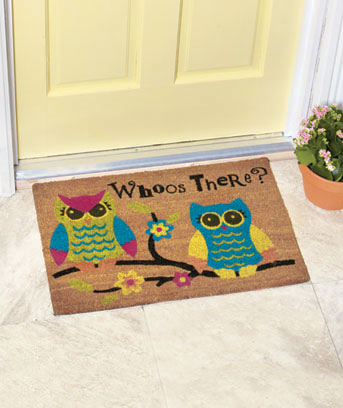Novelty Coir Doormats