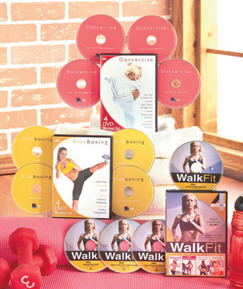 The Perfect Workout DVD Sets