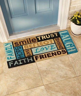 "30"" or 40"" Coir Doormats"