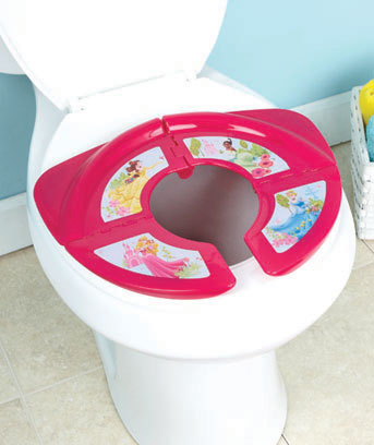 Licensed Traveling Potty Seats