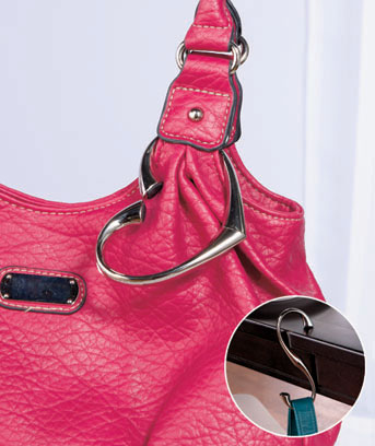 Hooked On You Purse Hanger