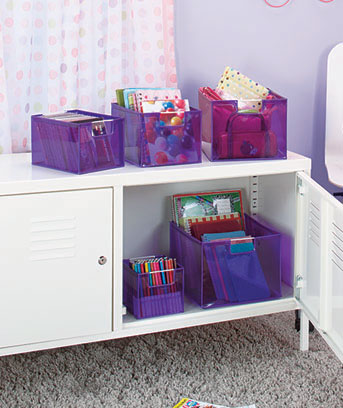 5-Pc. Storage Basket Sets