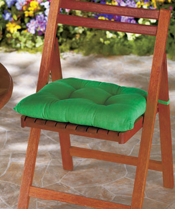 IndoorOutdoor Chair Pads or Pillows