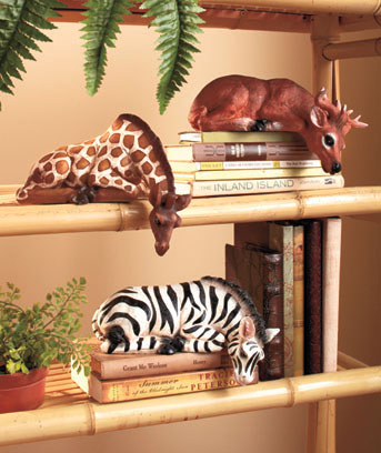 Safari Shelf Sitters