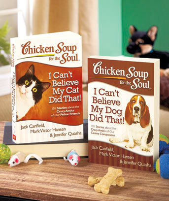 Chicken Soup Books for Pet Lovers