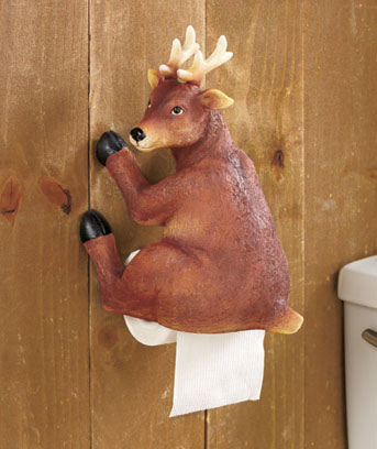 Woodland Booty Toilet Paper Holders
