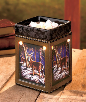 Wildlife Tart Warming Lamps