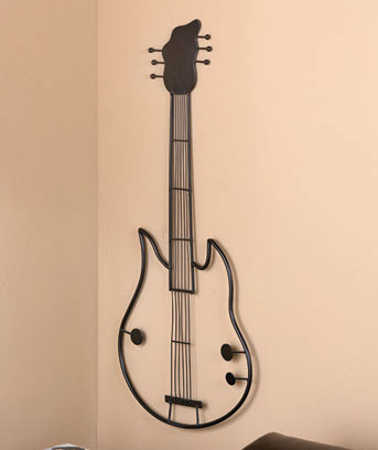 Guitar Wall Decor