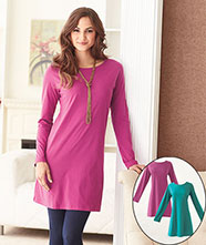 Women's Sets of 2 Knit Dresses