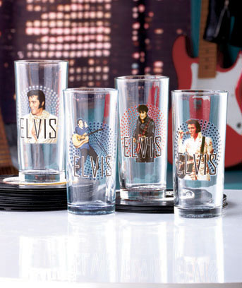 Sets of 4 Licensed Pint or Shot Glasses