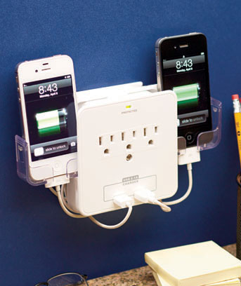 Deluxe Smartphone Charging Station