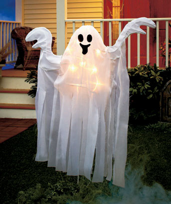 4-Ft. Lighted Ghost