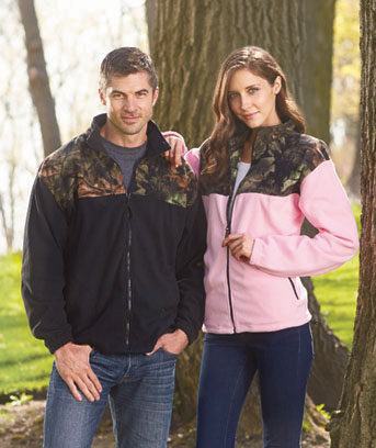 His and Hers Highland Timber� Jackets