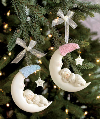 Snowbabies™ Moonbeam Ornaments