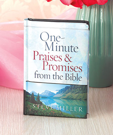 Praises & Promises One-Minute Inspirations Gift Book