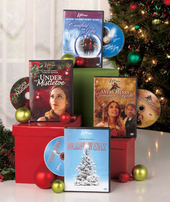 Lifetime® Holiday Movie DVDs