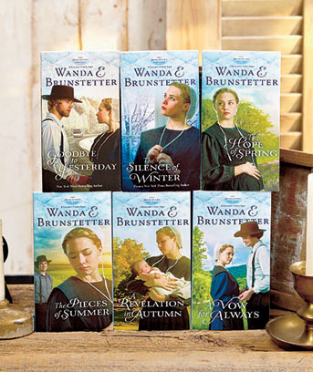 Lancaster County Saga 6-Book Set