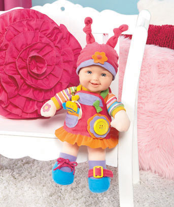 Baby 'N Play Activity Doll
