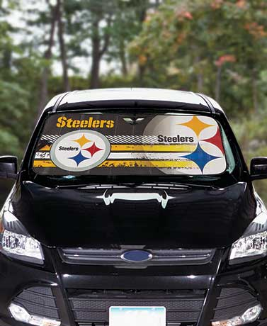 NFL Automotive Sunshades
