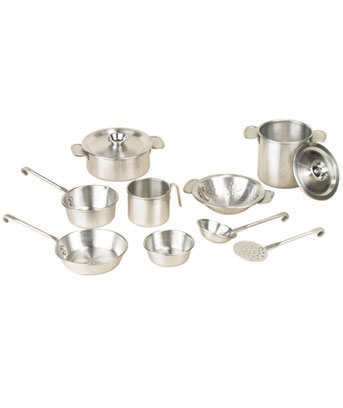 My First 11-Pc. Cookware Set