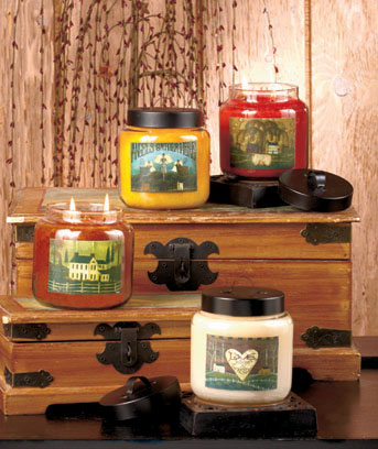 Goose Creek Jar Candles