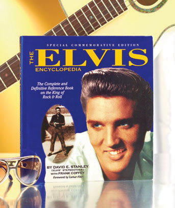 IThe Elvis EncyclopediaI