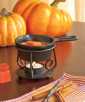 Skillet Wax Tart Warmer