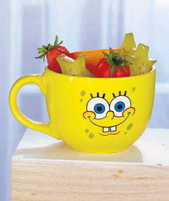 SpongeBob 24-Oz. Licensed Soup Mug