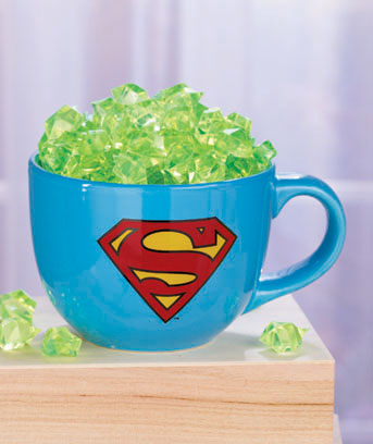 Superman 24-Oz. Licensed Soup Mug