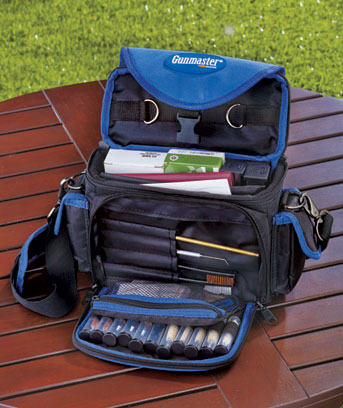 Pistol Range Bag with Cleaning Kit