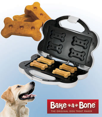 Bake-a-Bone™ Dog Treat Maker