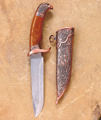 Eagle Collectible Wildlife Dagger