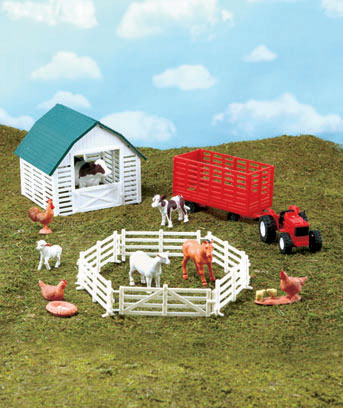 Country Life Playsets