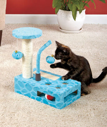 Complete Cat Play Gyms