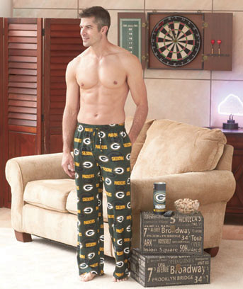 Men's NFL Lounge Pants in a Can