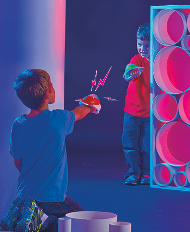 Discovery Kids™ Spaceship Laser Tag