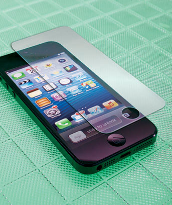 Tempered Glass Phone Protectors