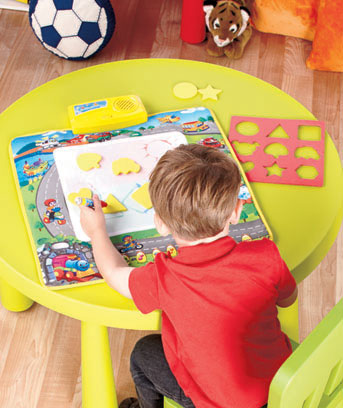 Musical Learning Water Doodle Mat